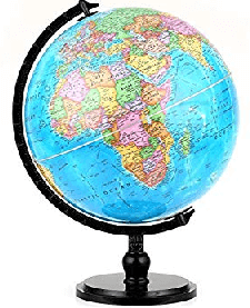 Very Short Question Answers - Globe Latitudes and Longitudes Class 6 Notes | EduRev