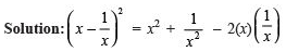 Very Short Answers - Polynomials Class 9 Notes | EduRev