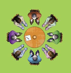 Seating and Circular Arrangement LR Notes   EduRev
