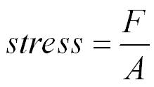 Elasticity, Stress and Strain and Stress-Strain Curve , Class 11, Physics | EduRev Notes