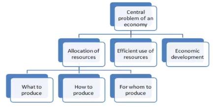 Chapter 1 - Central Problem - Chapter Notes, Micro Economics, Class 12 | EduRev Notes