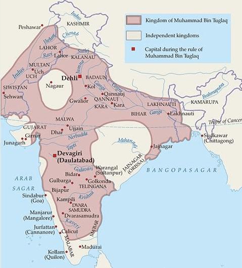Delhi Sultanate UPSC Notes | EduRev