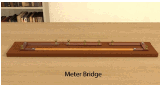 Theory & Procedure, Metre Bridge (Resistance of a wire) Class 12 Notes | EduRev