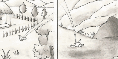 NCERT Solutions - A Tale of Two Birds Class 6 Notes   EduRev