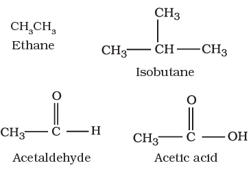 Characteristics and Classification of Organic Compounds Class 11 Notes | EduRev