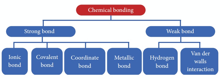 Types of Bonding Class 11 Notes | EduRev