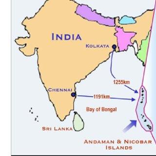NCERT Solution - India: Size And Location Class 9 Notes | EduRev