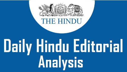 The Hindu Editorial Analysis- 16th October, 2020 Notes | EduRev