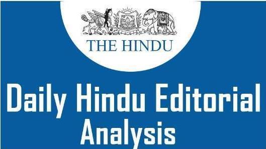The Hindu Editorial Analysis- 23th November, 2020 Current Affairs Notes | EduRev