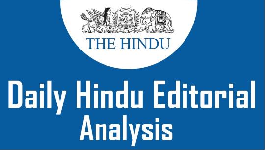 The Hindu Editorial Analysis- 21th October, 2020 Current Affairs Notes   EduRev