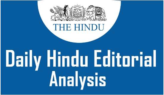 The Hindu Editorial Analysis- 8th Sept, 2020 Current Affairs Notes   EduRev