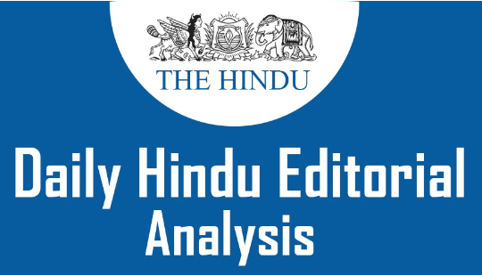 The Hindu Editorial Analysis- 12th October, 2020 Current Affairs Notes   EduRev