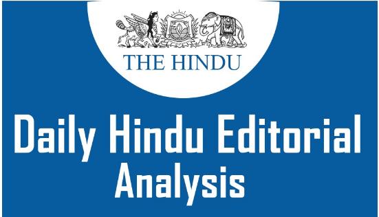 The Hindu Editorial Analysis- 2nd Sept, 2020 Notes | EduRev