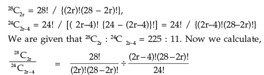 Basic Concepts of Permutations and Combinations CA Foundation Notes | EduRev