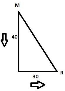 Minimum distance and Direction LR Notes | EduRev