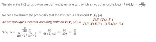 MCQ: Probability, Quantitative Aptitude Quant Notes | EduRev
