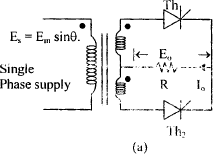 Chapter 7 Phase Controlled Rectifiers or Converter - Notes, Power Electronics, Electrical Engineeri Electrical Engineering (EE) Notes   EduRev