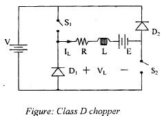 Chapter 8 Chopper - Notes, Power Electronics, Electrical Engineering Electrical Engineering (EE) Notes   EduRev