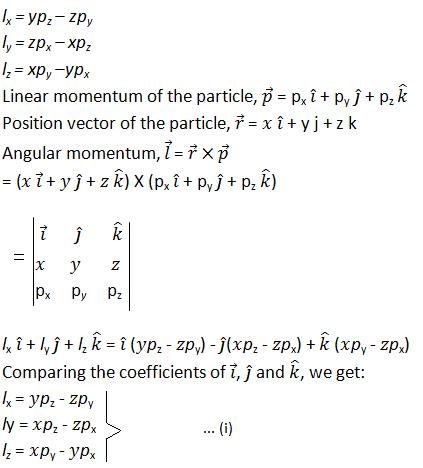 NCERT Solutions: System of Particles & Rotational Motion Notes   EduRev