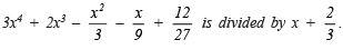 Short Answers - Polynomials - Practice Class 9 Notes | EduRev