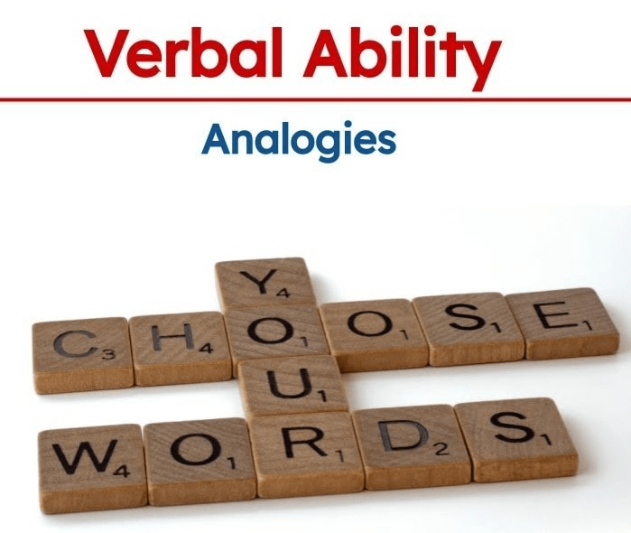 How to Solve Analogies - Vocabulary Verbal Notes | EduRev