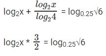 Logarithms - Important Formulas, Quantitative Aptitude GMAT Notes | EduRev
