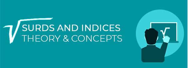 Indices and Surds - Important Formulas, Quantitative Aptitude GMAT Notes | EduRev