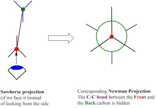 Realistic Representation Of Stereo Structures Of Molecules - Stereochemistry Chemistry Notes   EduRev