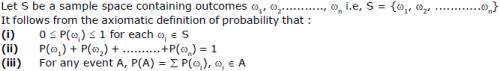 Probability Distribution of a Random Variable JEE Notes | EduRev