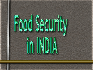 MCQ with Solution : Food Security in India Class 8 Notes | EduRev