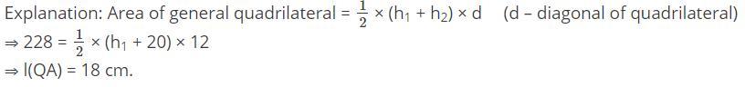 Mensuration - Examples (with Solutions), Geometry, Quantitative Reasoning Quant Notes   EduRev