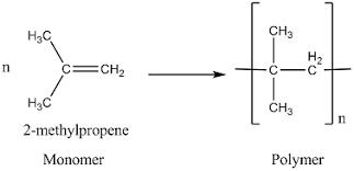 The monomer unit for the given compound is: