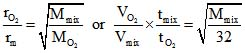 The Ideal Gas Equation, Dalton`s Law of Partial Pressures and Mole Fraction Class 11 Notes | EduRev
